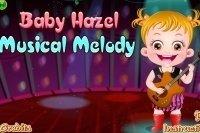 Baby Hazel Muzykuje
