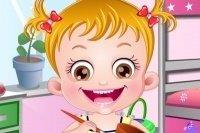 Baby Hazel i Prace Ręczne