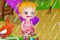 Baby Hazel Robi Pranie