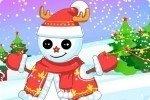 Bożonarodzeniowy Bałwan