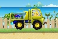 Ciężarówka Pikachu