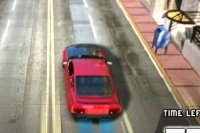 Czerwony kierowca 4