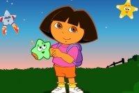 Dora Poznaje Swiat Gwiazdkobranie