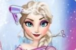 Elsa u Fryzjera