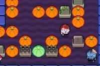 Halloweenowy Labirynt