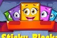 Klejące się Bloki