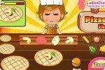 Kucharz w Pizzerii