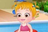 Letnie Zabawy Baby Hazel