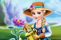 Lodowy kwiat Elzy