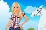 Miłośniczka koni