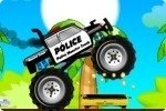 Policyjny Monstertruck