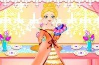 Przebranie księżniczki