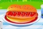 Robienie Hot Doga