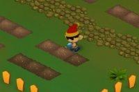 Rolnik w wiosce skrzatów