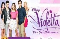 Różnice z Violettą