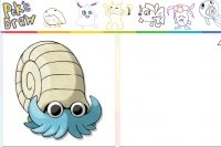 Rysowanie Pokemonów