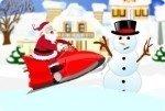 Skuter Śnieżny Mikołaja
