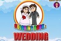 Ślubna Kolorowanka