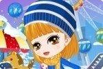 Sniegowa Dziewczynka 2