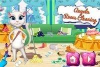 Sprzątanie Pokoju Angeli