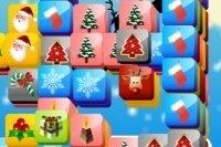 Świąteczne Mahjong