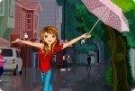 Taniec w deszczu