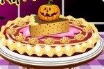 Tarta na Halloween