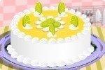 Tort Cytrynowy