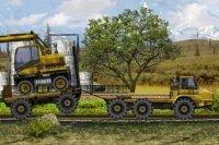 Transport ciężkiego sprzętu