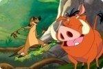 Tymon i Pumba na Deskorolce