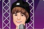 Ubieranie Justina Biebera