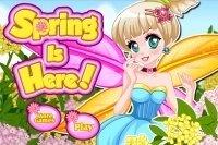 Wiosenna Wróżka 2