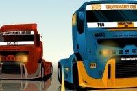 Wyścig ciężarówek o dużej ładowności