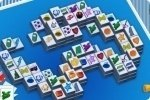 Zabawkowy Mahjong