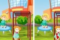 Zabawy na Podwórku - Różnice