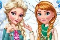 Siostry Z Krainy Lodu W Disneylandzie Darmowe Gry Dla Dzieci