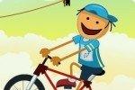 Gry rowerowe