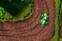 Parkowanie traktorów